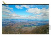 Blue Ridge Parkway Beautiful View Carry-all Pouch