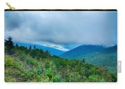 Blue Ridge Parkway National Park Sunrise Scenic Mountains Summer Carry-all Pouch