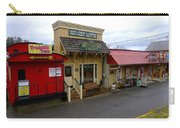 Blue Ridge Store Fronts Carry-all Pouch