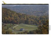 Blue Ridge View In Fall Carry-all Pouch