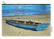 Blue Rowboat Carry-all Pouch