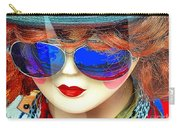 Blue Shades Carry-all Pouch