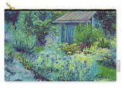 Blue Shed Carry-all Pouch