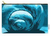 Blue Shell - Sea - Ocean Carry-all Pouch