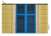 Blue Shutter Door - New Orleans Carry-all Pouch