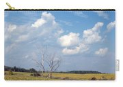 Blue Skies And Trees Carry-all Pouch