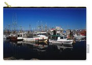 Blue Skies Over French Creek Carry-all Pouch