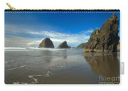 Blue Skies Over Meyers Beach Carry-all Pouch