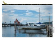 Blue Skies Over Seneca Lake Marina Carry-all Pouch