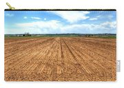 Blue Sky And Field 14567 Carry-all Pouch