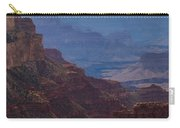 Blue Sky And Red Mountains Carry-all Pouch