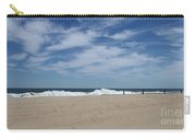 Blue Sky And Waves Carry-all Pouch
