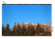Blue Sky - Cliff - Trees Carry-all Pouch
