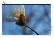 Blue Sky Magnolia Blossom - Dreaming Of Spring Carry-all Pouch