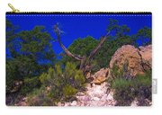 Blue Sky Over The Canyon Carry-all Pouch