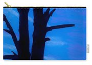 Blue Sky Tree Carry-all Pouch