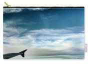 Blue Sky Wing Carry-all Pouch