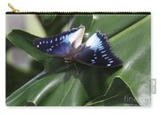 Blue-spotted Charaxes Butterfly #2 Carry-all Pouch