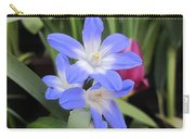 Scilla Blue Carry-all Pouch