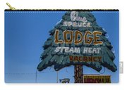 Blue Spruce Lodge Carry-all Pouch