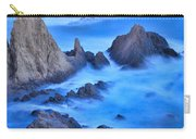 Blue Sunset At The Mermaid Reef Carry-all Pouch