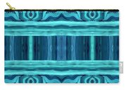 Blue Teal Dreams Carry-all Pouch