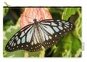 Blue Tiger Butterfly Carry-all Pouch