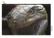 Blue Tongue Lizard Carry-all Pouch