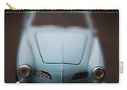 Blue Toy Car Carry-all Pouch
