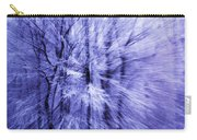 Blue Trees Carry-all Pouch