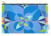 Blue Unity Carry-all Pouch
