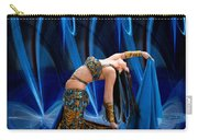 Blue Veils Carry-all Pouch