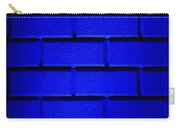Blue Wall Carry-all Pouch