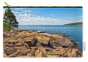 Blue Waters And Blue Skies Carry-all Pouch
