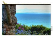 Blue Waters In Palos Verdes California Carry-all Pouch