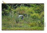 Blue Winged Heron 2013 Carry-all Pouch