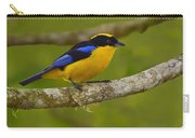 Blue-winged Mountain Tanager Carry-all Pouch