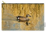Blue Winged Teal 2 Carry-all Pouch
