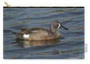 Blue-winged Teal Carry-all Pouch