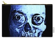 Blue Zombie Carry-all Pouch