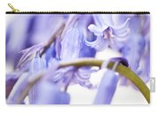 Bluebell Abstract II Carry-all Pouch