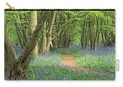 Bluebell Wood 3 Carry-all Pouch