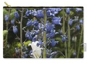 Bluebells 8 Carry-all Pouch
