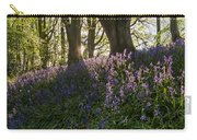 Bluebells Backlit Carry-all Pouch