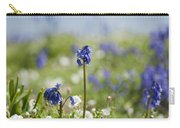 Bluebells In Sea Campion Carry-all Pouch