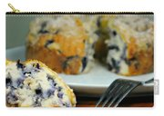 Blueberry Bundt Cake Carry-all Pouch