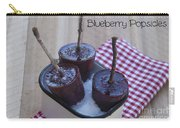 Blueberry Popsicles Carry-all Pouch
