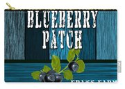 Blueberrys Carry-all Pouch