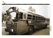 Bluebird Bus Limo 3 Carry-all Pouch