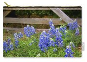 Bluebonnet Gate Carry-all Pouch
